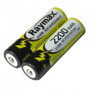 Аккумулятор Raymax GH 18650 2200 mAh 3,7 V Li-ion (for Power bank)