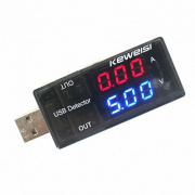 USB tester CHARGE Doctor 2in1 LED